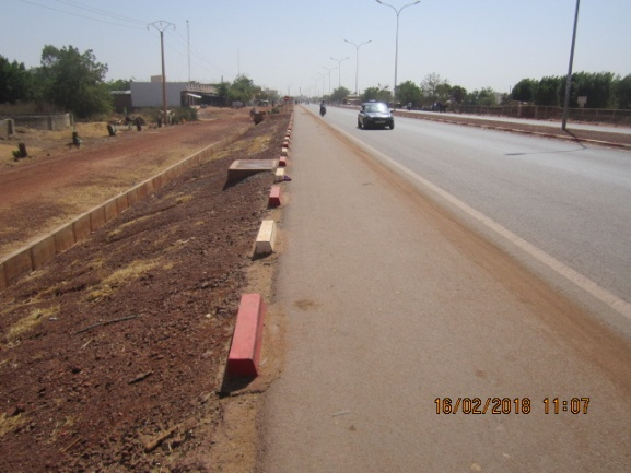 AUDIT TECHNIQUE, COMPTABLE ET FIANCIER DES TRAVAUX D'AMENAGEMENT EN 2X2 VOIES DE LA SECTION SÉGOU –SAN SUR 7 KM DE LA RN6 AU MALI